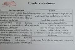 Procedura odwoławcza