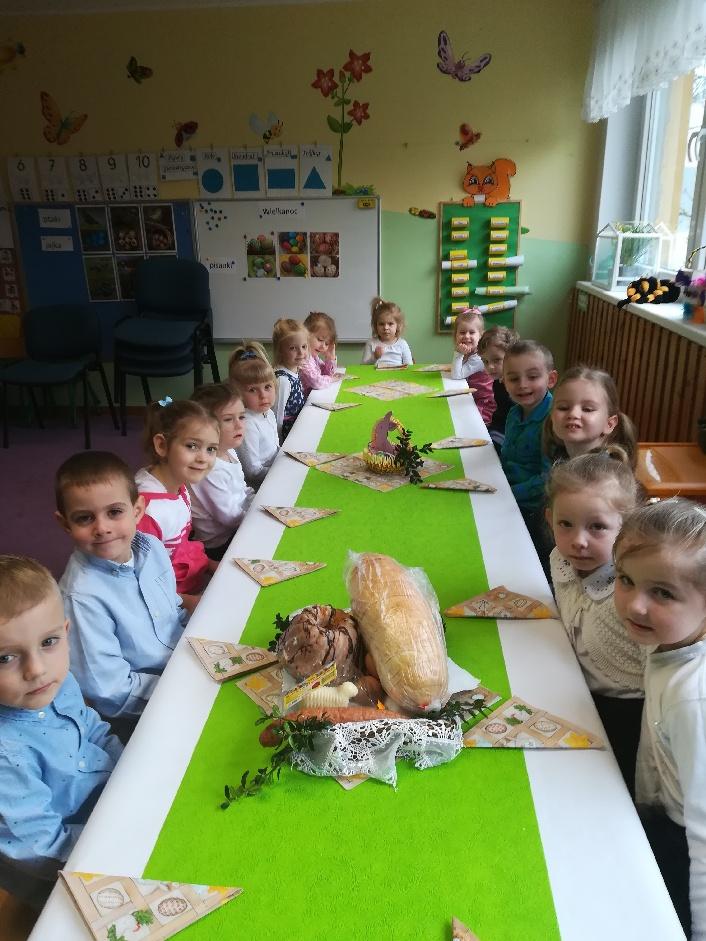 Wielkanoc u Wiewiórek