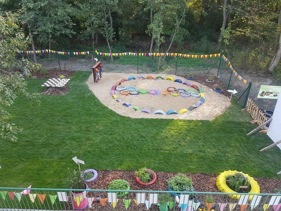 Dzień Przedszkolaka i otwarcie ogródka sensorycznego